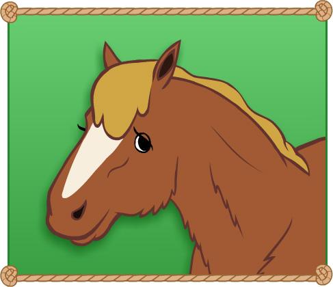 Jasper the Mule - Molly